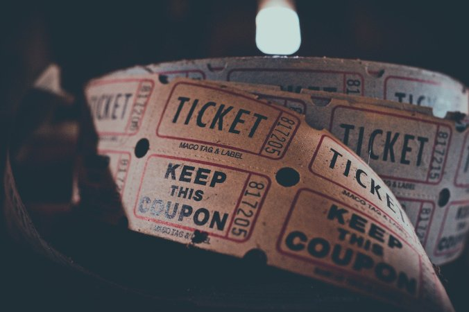 Tickets of any kind
